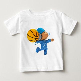 peekaboo basketball swish 02 baby T-Shirt