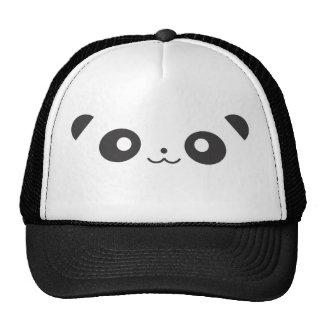 Peekaboo Panda Cap