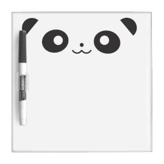 Peekaboo Panda Dry Erase Board