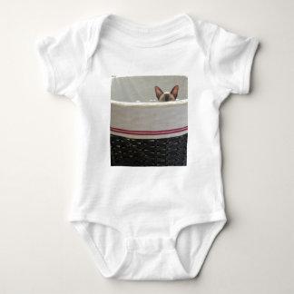 Peekaboo Siamese Kitten Shirt