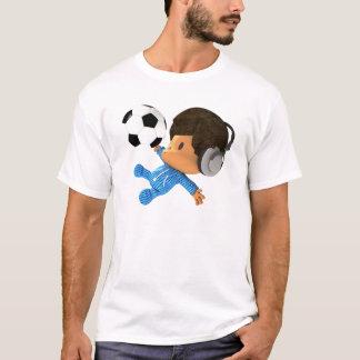 peekaboo soccer afro T-Shirt