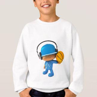 Peekaboo superstar basketball edition sweatshirt