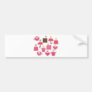 PeekABooBabies1 Bumper Sticker