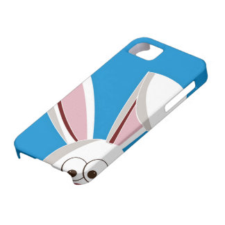 Peeking Bunny iPhone 5 Covers