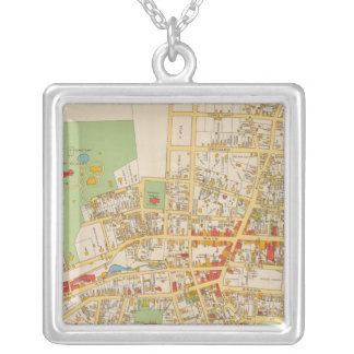 Peekskill Silver Plated Necklace
