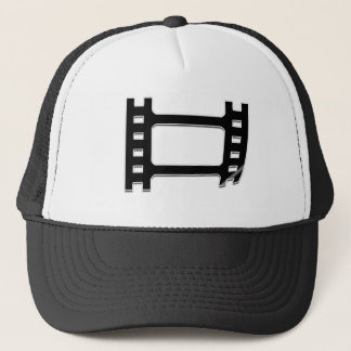 Peeling Film Strip Trucker Hat