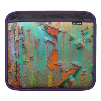 Peeling Paint iPad Sleeve