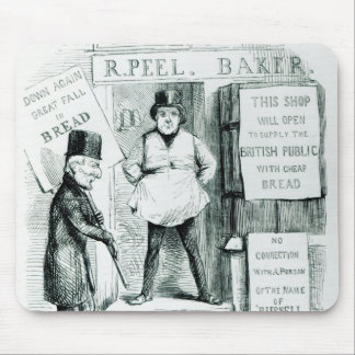 Peel's Cheap Bread Shop Mouse Pad