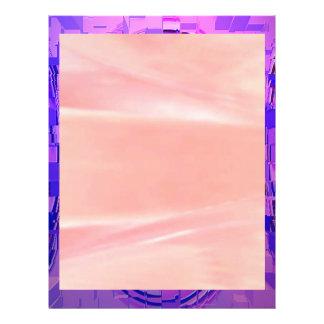 PEEP into my PINK BLUE World 21.5 Cm X 28 Cm Flyer