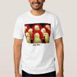 Peep show tee shirts
