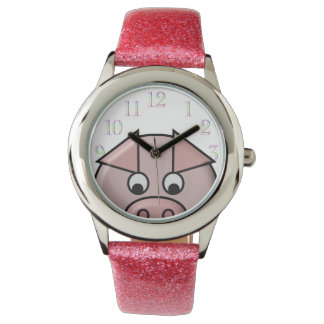 Peeping Pig Watch