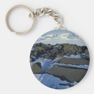 Peeping Through The Cold Keychains