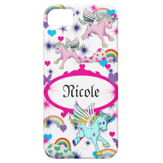 Pegacorn Love iPhone 5 Cases