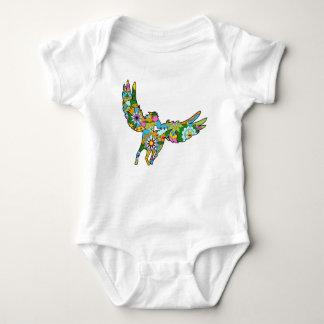 Pegasus Baby Bodysuit