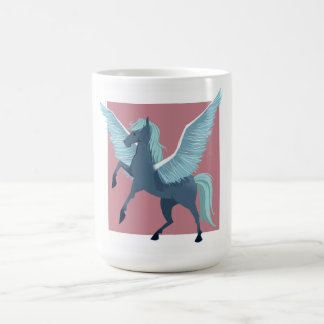 Pegasus Ceramic Coffee Mug