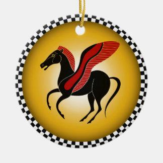 Pegasus Christmas Ornament
