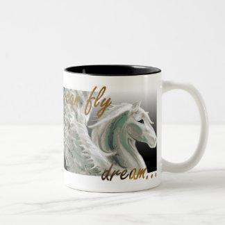 Pegasus Flight Mug