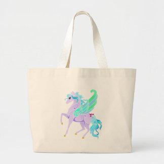 Pegasus Large Tote Bag