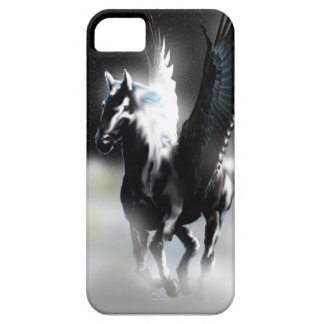 Pegasus of the Moon iPhone 5 Cases