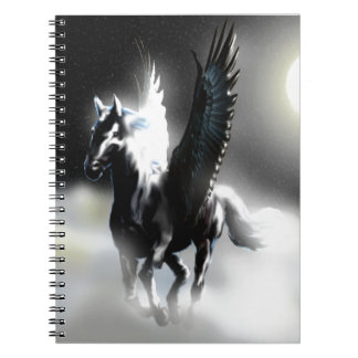 Pegasus of the Moon Notebook