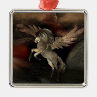 Pegasus Premium Ornament