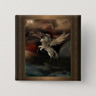 Pegasus Square Button