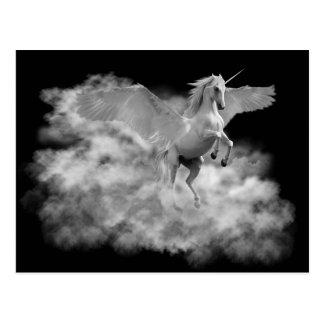Pegasus. The Dawn Flight. Postcard