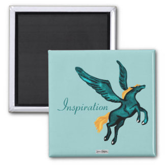 Pegasus (Torquise) Magnet