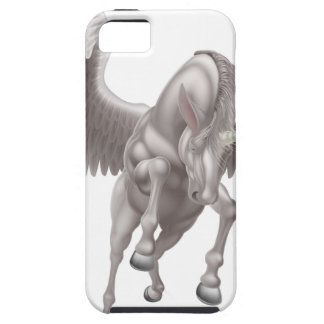 Pegasus Unicorn Winged Horned Horse Case For The iPhone 5