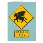 Pegasus XING Card