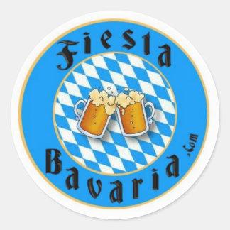 Pegatina grande Fiesta Bavaria