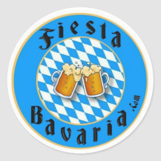 Pegatina Mini Fiesta Bavaria