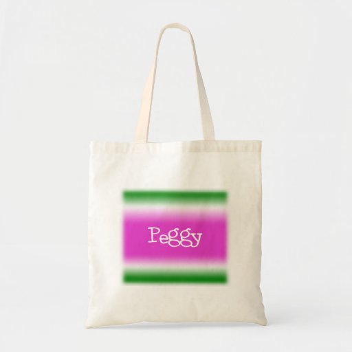 Peggy Canvas Bags