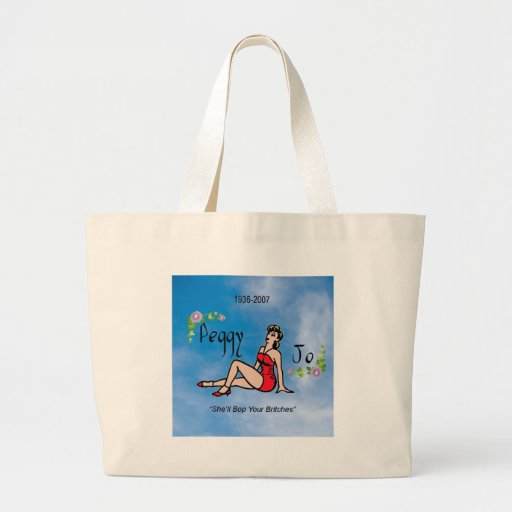 Peggy Jo Pin up Bag