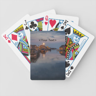 Peggy s Cove Harbour Card Deck