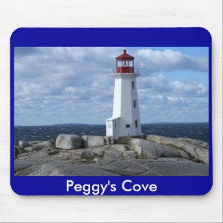 Peggy s Cove Lighthouse Mousepad