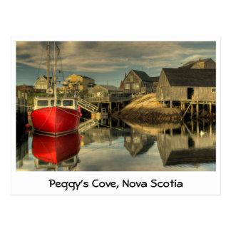 Peggy s Cove Nova Scotia Post Card