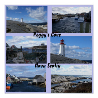 Peggy s Cove Poster