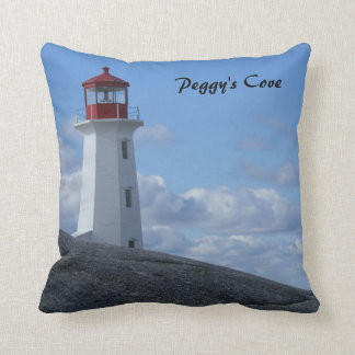 Peggy s Cove Reversible Throw Pillows