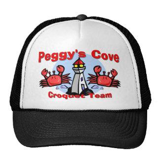 Peggy's Cove Croquet Team Trucker Hat