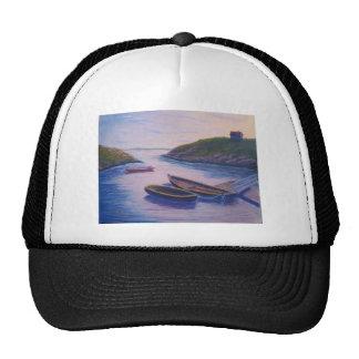 Peggy's Cove Dingies Trucker Hats