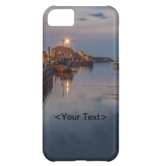 Peggy's Cove Harbour iPhone 5C Cases