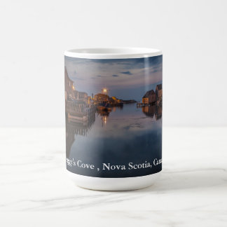 Peggy's Cove Harbour Coffee Mugs