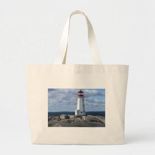 Peggy's Cove Lighthouse Bags