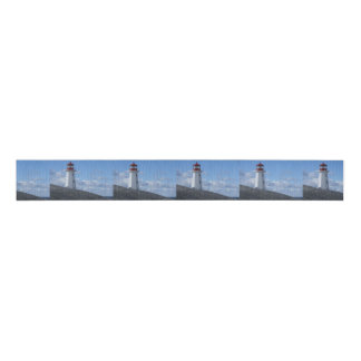 Peggy's Cove Lighthouse Grosgrain Ribbon