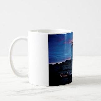 Peggy's Cove Lighthouse mug Coffee Mug