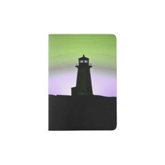 Peggy's Cove  Lighthouse Passport holder