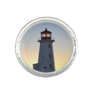 Peggy's Cove  Lighthouse Route Nova Scotia Ring