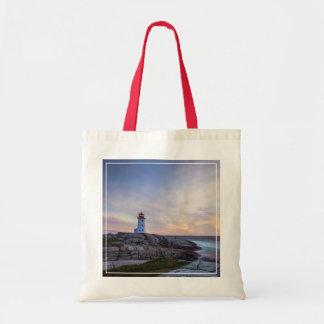 Peggy'S Cove | Nova Scotia Budget Tote Bag