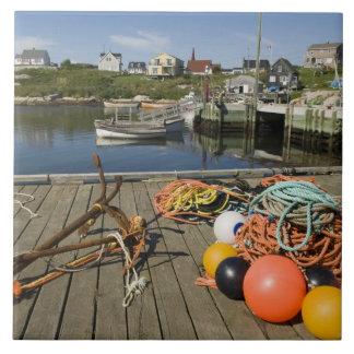 Peggy's Cove, Nova Scotia, Canada 2 Tile